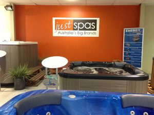 Naughtons Pools Just Spas Portfolio