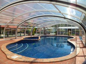 Naughtons Pools Special Pool Projects