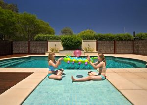 Naughtons Pools - Swimming Pool Landscaping Service